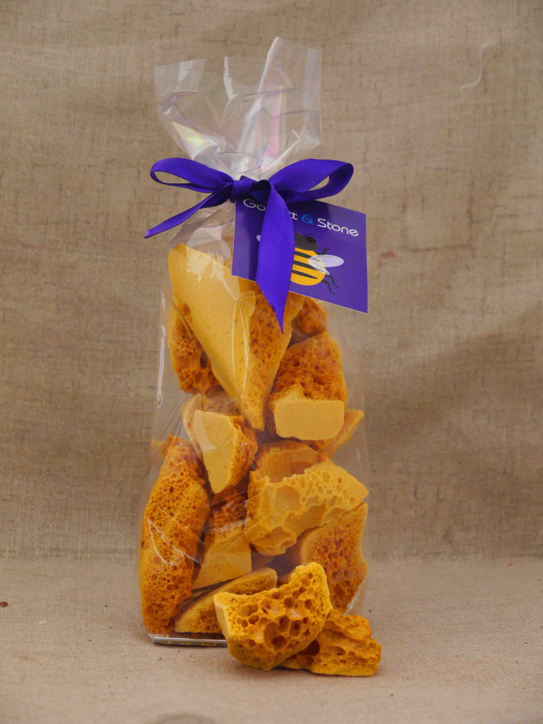 Naked Cinder Toffee - Gorvett & Stone