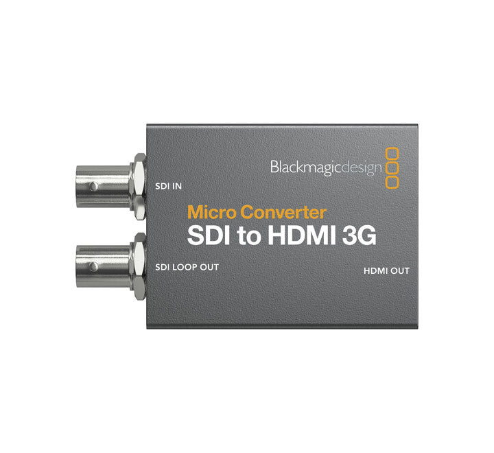 Blackmagic Design Micro Converter SDI to HDMI 3G ¡EN TRANSITO DE IMPORTACIÓN!