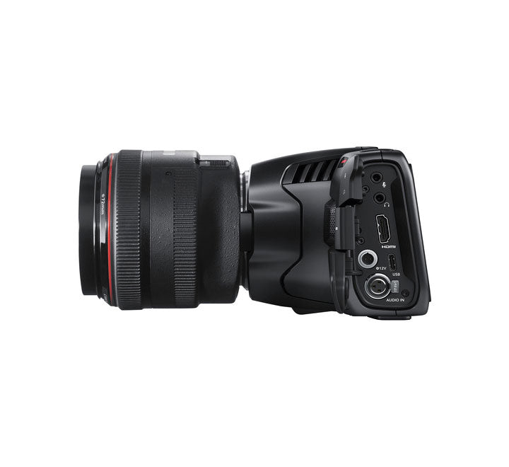 Blackmagic Design Pocket Cinema Camera 6K (Canon EF / EF-S) ¡EN TRANSITO DE IMPORTACIÓN!