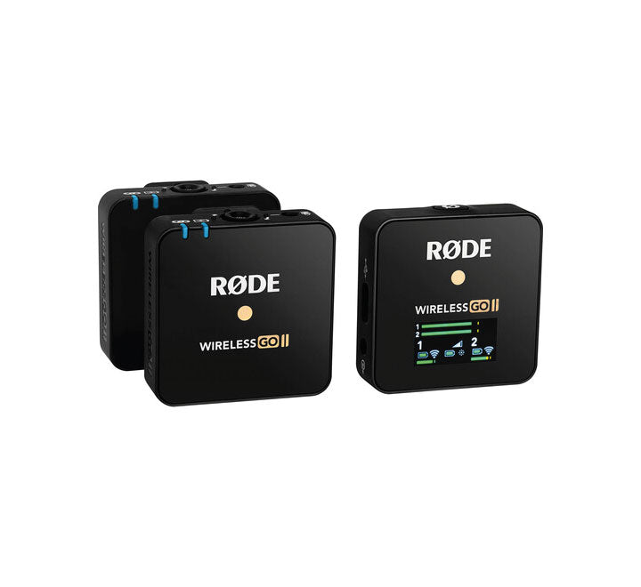 Rode Wireless GO II ¡EN TRANSITO DE IMPORTACIÓN!