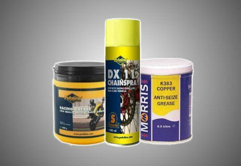 Lubricants & Greases