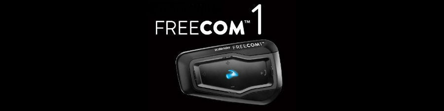 Scala Rider Freecom Range | The Spec Check