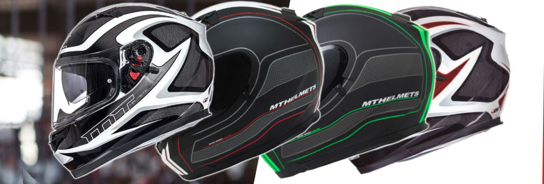 Pick of the Week: MT Helmets Blade SV Full Face Helmet