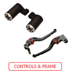 Motorcycle Levers & Frame parts