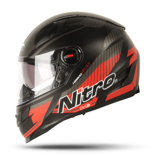 Big Spec, Small Price | Nitro N2200 Veloce DVS Motorcycle Helmet