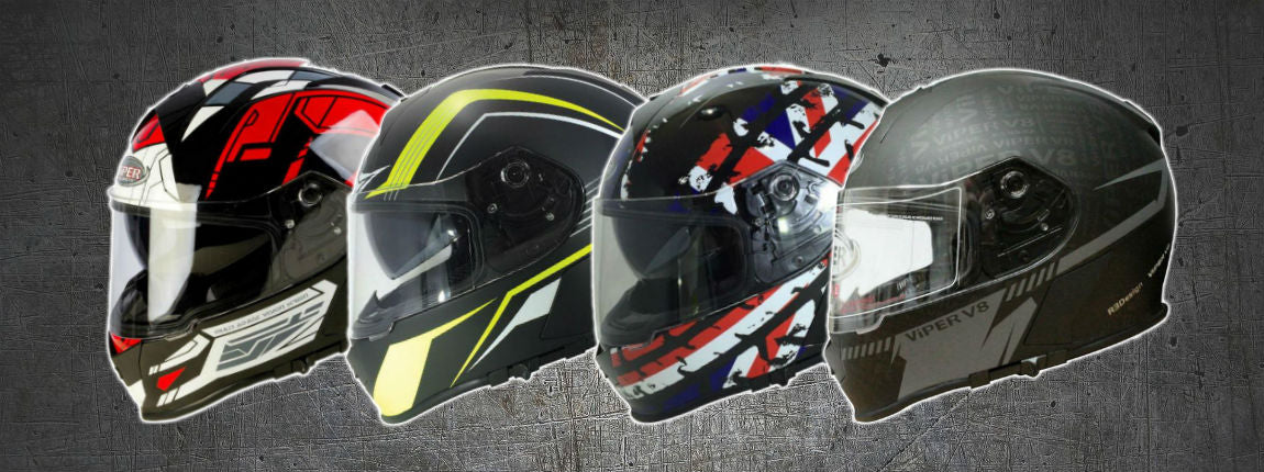 Pick Of The Week: Viper RS-V8 Full Face Stereo Helmet