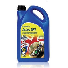 Morris Action MX-4 Engine Oil