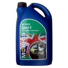 Morris Sport 4 Synthetic Oil 10w/40