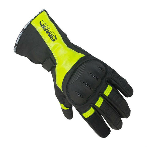 ARMR WPL250 Waterproof Gloves | Black | Fluo