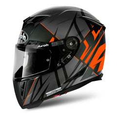 Airoh GP 500 Helmet Sectors - Orange Matt