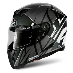 Airoh GP 500 Helmet Sectors - Matt Black