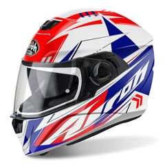 Airoh Storm Helmet Battle - Gloss Red