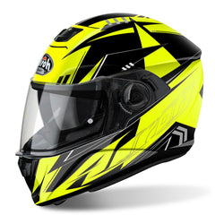 Airoh Storm Helmet Battle - Gloss Yellow
