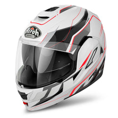 Airoh Rev Helmet Revolution - Gloss White
