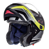 MT Atom Tarmac Helmet - Black | Yellow