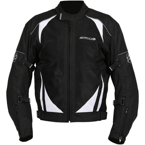 Buffalo Coolflow ST Jacket | Black | White