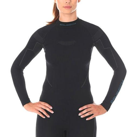 Brubeck Seamless Thermo Top - Ladies
