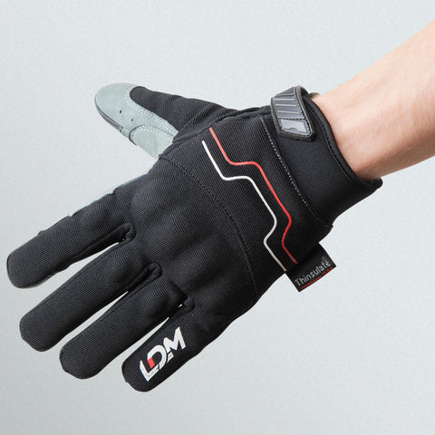 LDM Avent-X Waterproof Gloves | Black
