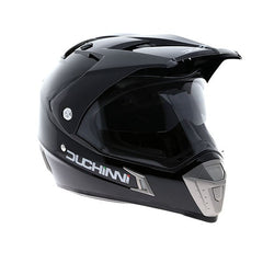 Duchinni D311 Dual Helmet - Gloss Black