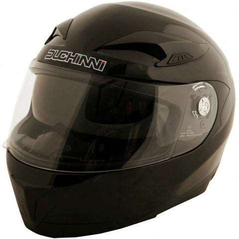 Duchinni D405 Helmet - Gloss Black