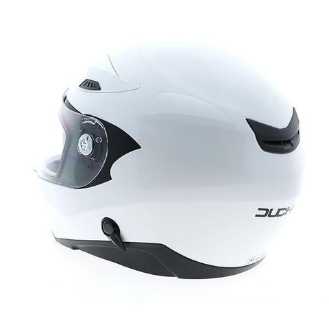 Duchinni D405 Helmet - White