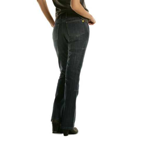 Ladies Draggin Kevlar Jeans Classic - Black