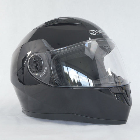 Duchinni D705 Helmet - Gloss Black