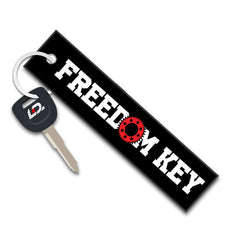FREEDOM KEY - Key Tag