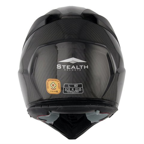 Stealth Full Carbon HD210 Helmet