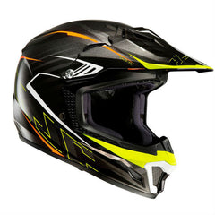 HJC CL-XY 2 Kids Blaze Helmet - Black