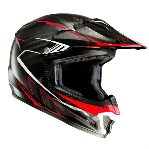 HJC CL-XY 2 Kids Blaze Helmet - Black | Red
