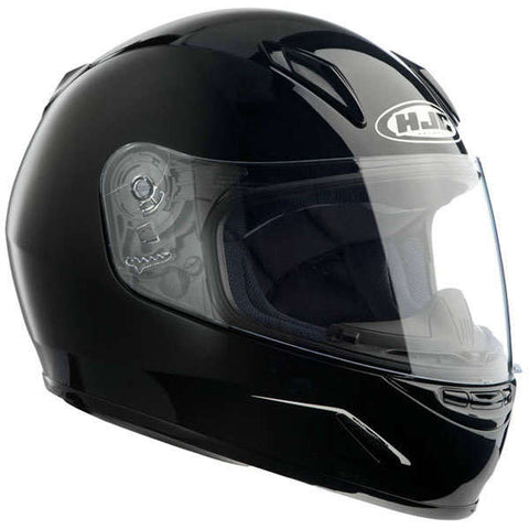 HJC CLY Kids Helmet - Gloss Black