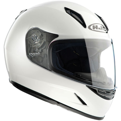HJC CLY Kids Helmet - Gloss White