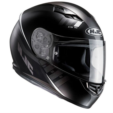 HJC CS-15 Space Helmet - Black