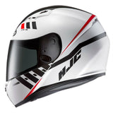 HJC CS-15 Space Helmet - White