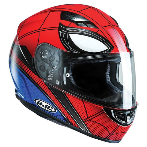 HJC CS-15 Marvel Helmet - Spiderman Homecoming