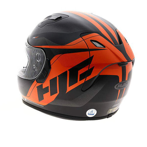 HJC FG-ST Crono Helmet - Black | Orange