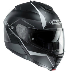 HJC IS-Max 2 Mine Helmet - Black | White