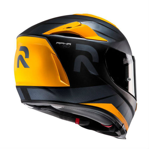 HJC RPHA 70 Octar Helmet - Black | Yellow