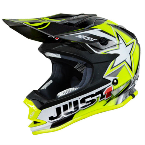 JUST1 J32 Kids Helmet - Yellow