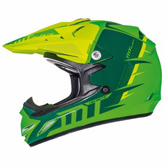 MT MX2 Spec Kids Helmet - Fluo | Green