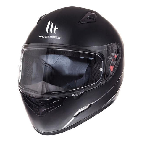 MT Mugello Helmet - Matt Black