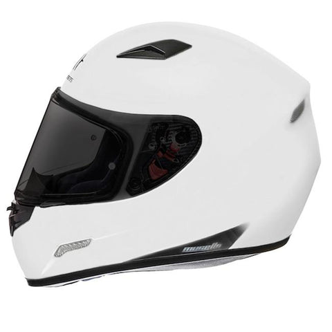 MT Mugello Helmet - White