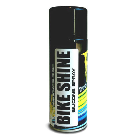 Pro-Clean Silicone Bike Shine Spray