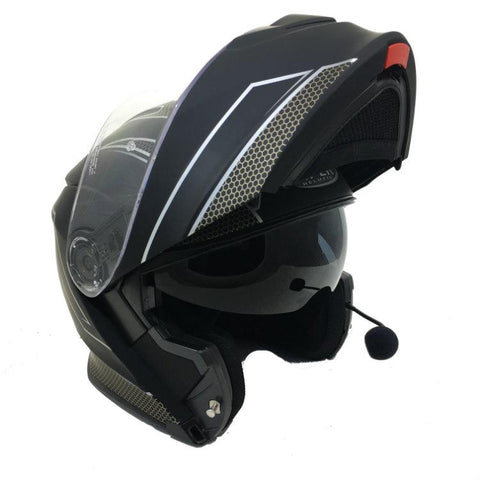 Viper RSV171 BL+ 3.0 (Bluetooth) Helmet  - Flash Matt Black