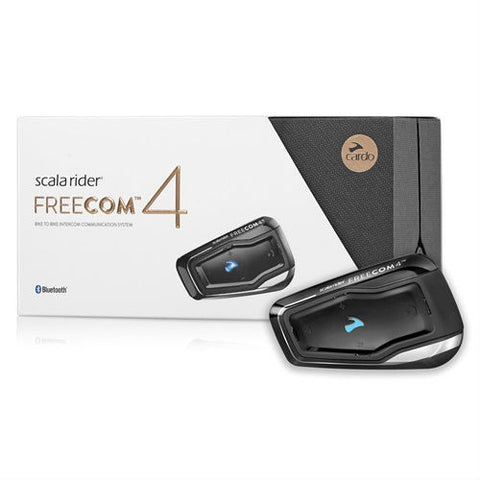 Scala Rider Freecom 4 Bluetooth System - Single