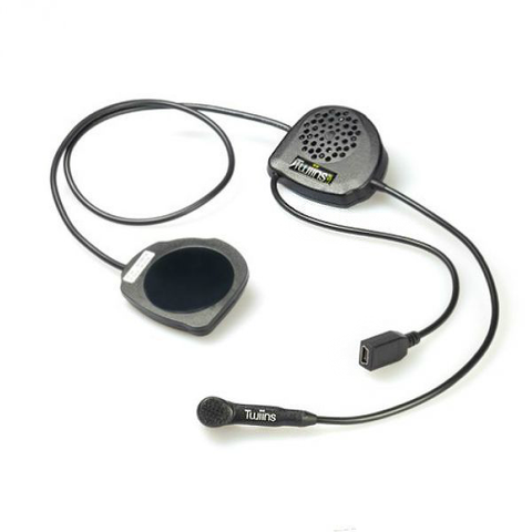 Twiins FF2 Handsfree Bluetooth System - Full Face Specific