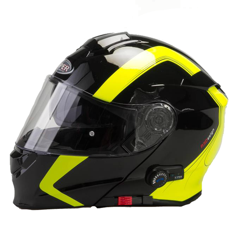 Viper RSV171 BL+ 3.0 (Bluetooth) Helmet - Black | Yellow