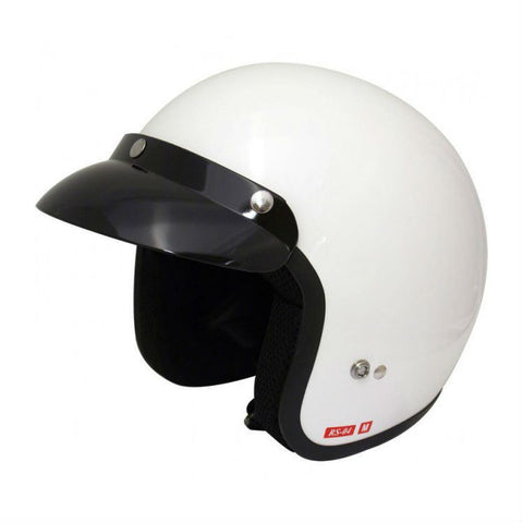 Viper RS04 Helmet - White