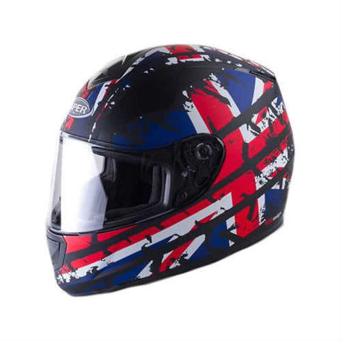 Viper RS250 Union Helmet - Track Matt